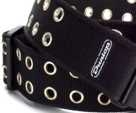 dunlop_grommet_guitar_strap_close