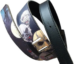 Hot Picks Zombie Guitar Strap1
