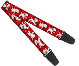Guitar Strap 8, 101 Dalmatians