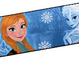 Frozen Guitar Strap_01_close up