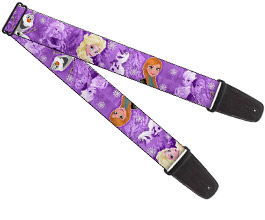 Frozen Guitar Strap 03