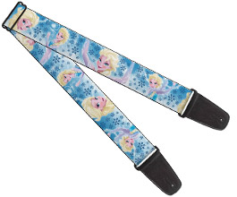 Frozen Guitar Strap 09