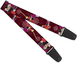 Guitar Strap 12, Captain Hook
