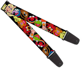 Guitar Strap 17, Muppets