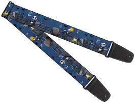 Nightmare Before Christmas, Guitar Strap 4
