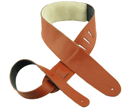 Sheepskin Guitar Strap 3 by Perris Leathers