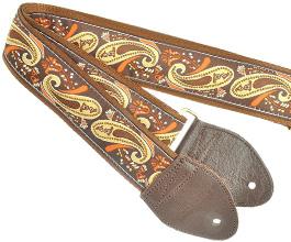 paisley guitar strap 09